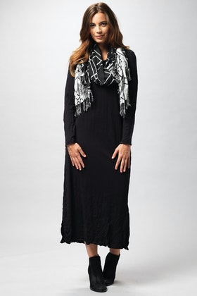 Vigorella Long Sleeve Maxi