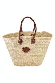 Large Classic Market Basket Bag