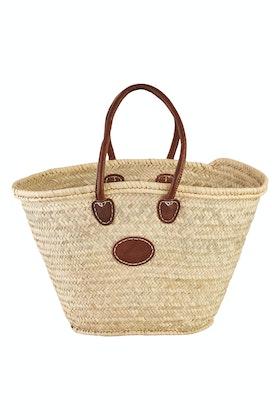 2 Duck Trading Large Classic Market Basket Bag