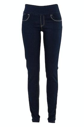 Lola Jeans Anna Pull On Mid Rise Skinny