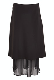 The Layered Maxi Skirt