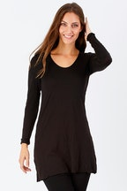 Vigorella Long Sleeve A-line Tunic