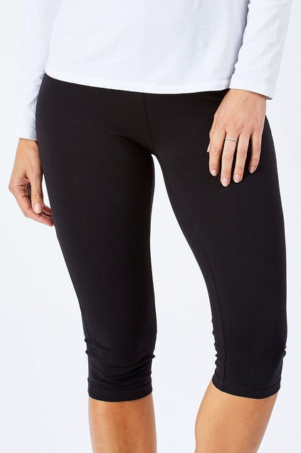1be96db3315c3 Betty Basics Beyonce 3/4 Leggings - Womens Leggings - Birdsnest ...