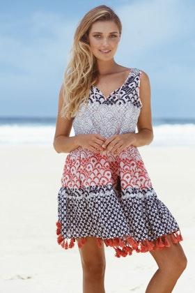 Kalypso Zen Multi Dress