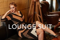 Lounge suit