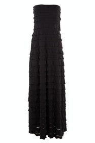 Maddison Maxi Ruffle Dress