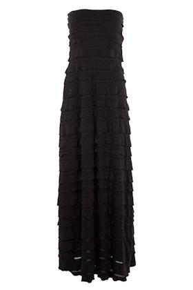 Sacha Drake Maddison Maxi Ruffle Dress
