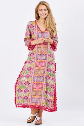 Naudic Vienna Maxi Dress