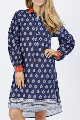 Naudic Weekend Shirt Dress