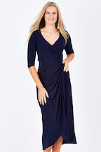 Leina Broughton Robin Wrap Dress