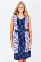 Rasaleela Ava Cotton Shift Dress