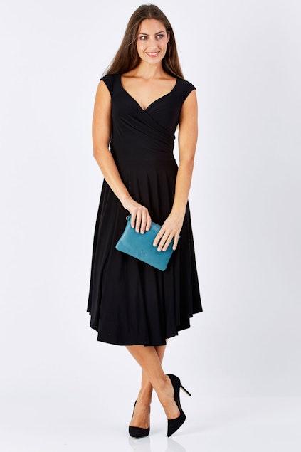 Leina Broughton Ciara Dress Womens Knee Length Dresses At