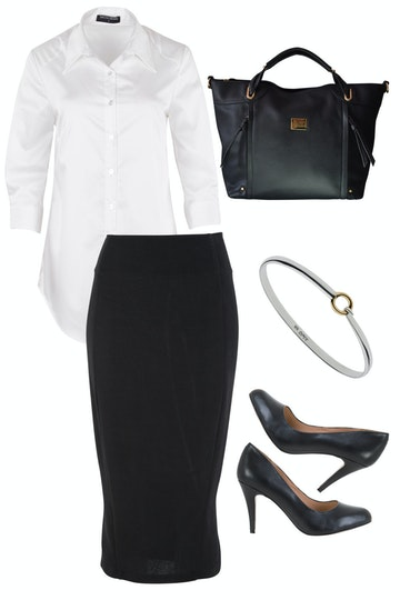 0ccd54c625 Work Life Outfit includes Sacha Drake