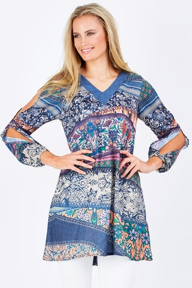 Smash Indica Dress
