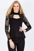 Nest Picks Leah Lace Top