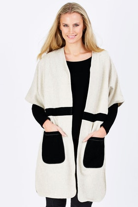 Vigorella Jive Kimono Coat