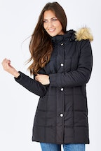 bird keepers The Longline Puffer Jacket