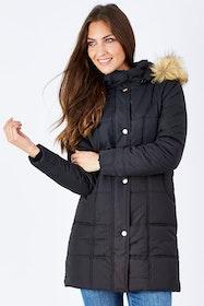 The Longline Puffer Jacket