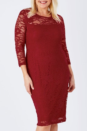 bird keepers The Lace Dress