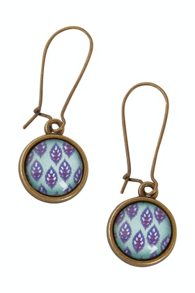Nest Of Pambula Mavi Drop Earrings
