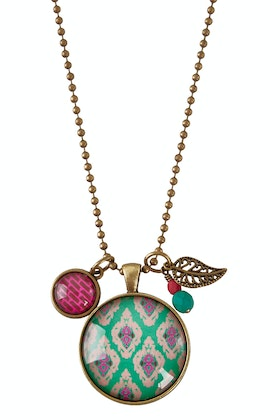 Nest Of Pambula Mira Pendant Necklace