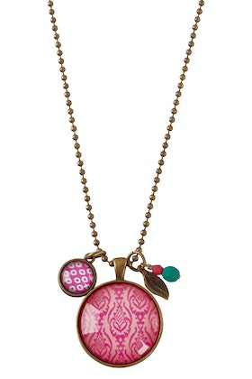 Nest Of Pambula Pembe Pendant Necklace