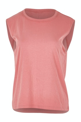 Nude Lucy Nappa Washed Muscle Tank