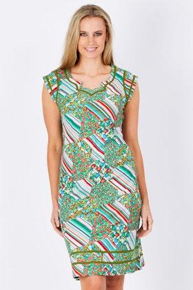 Rasaleela Cassy Cotton Dress