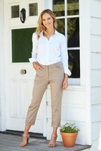 bird keepers The Cropped Capri Pant