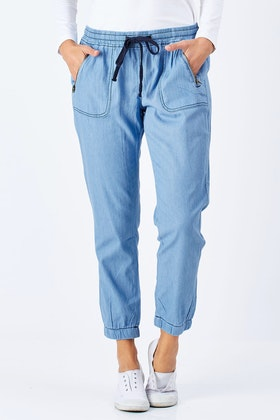 bird keepers The Chambray Pant