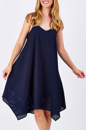 Imonni Andrea  Lace Dress