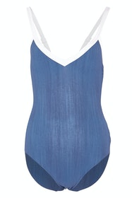 Block Party Sweetheart Maillot