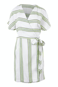 Dawn Wrap Dress