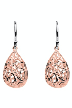 Najo Boobelah Rose Gold Earrings