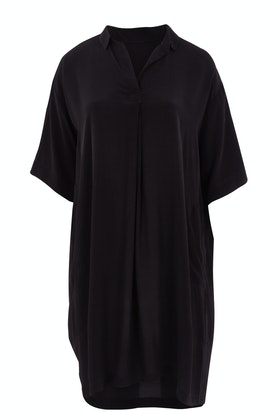 Tirelli Longline Shirt Dress