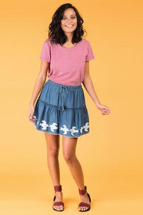 Boom Shankar Catalina Skirt