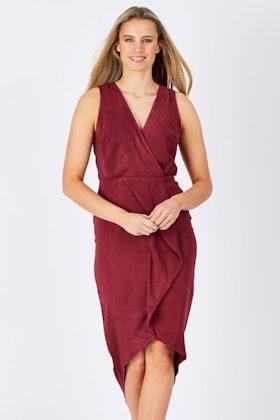 3rd Love Alix Wrap Dress