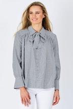 Wite Abigail Stripe Shirt