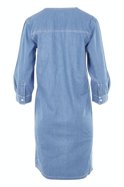 636b3a5f7b4 bird keepers The Chambray Summer Dress - Womens Knee Length ...