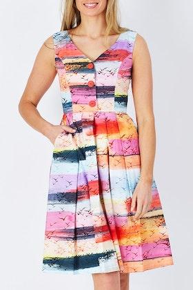 Maiocchi Sunset Serenade Dress