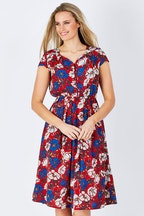 Elise Solange Dress