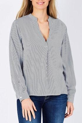Tirelli Fine Stripe Blouse