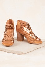 Django & Juliette Viable Leather Heel