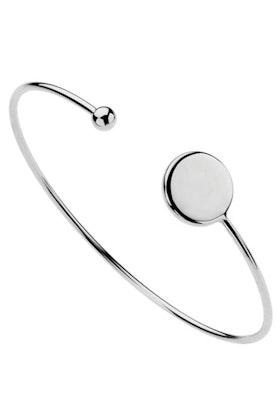 Najo Simplicity Sterling Silver Cuff