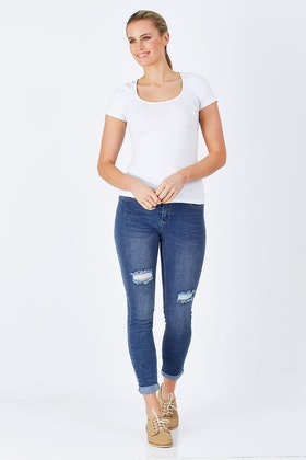 Wakee Jeans Gwen Skinny