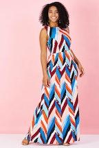 that bird label Valerie Maxi Dress Spectrum