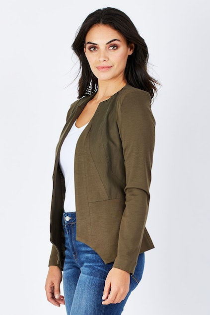 ef1d18d8b50e7d Wish fashion label clothing Persuit Jacket - Womens Blazers - at ...