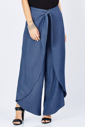 boho bird Wrapped In You Pants