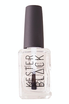 Kester Black Top And Base Coat Nail Polish