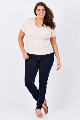 Lola Jeans Celina Mid Rise Skinny